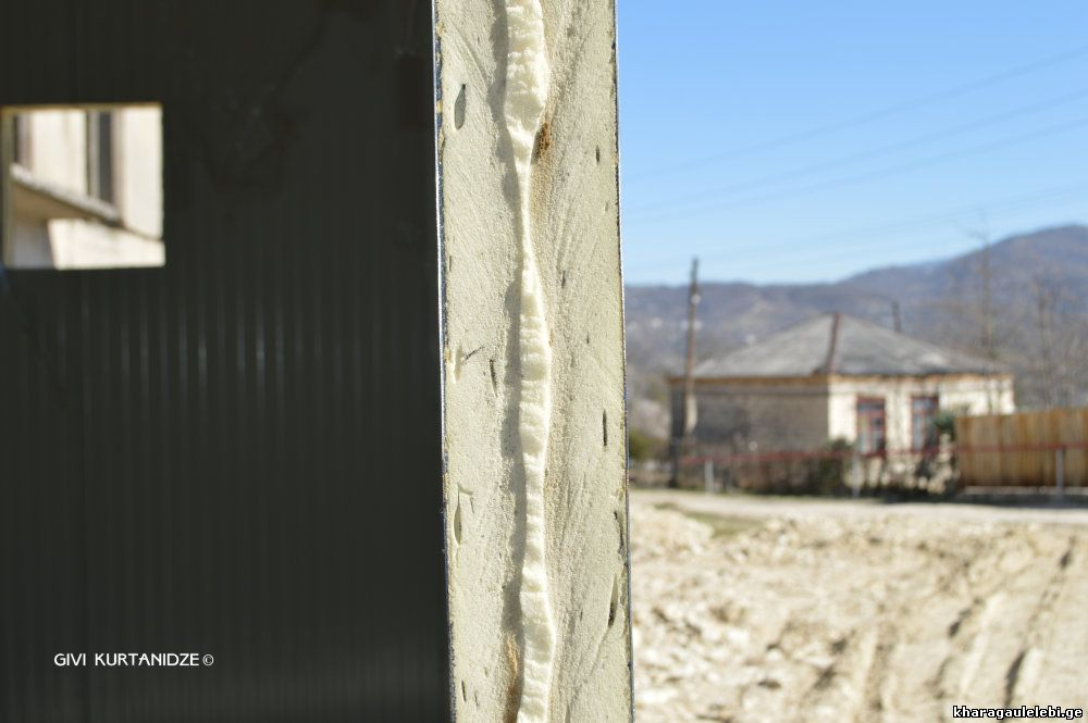 სენდვიჩ–პანელის კედელი